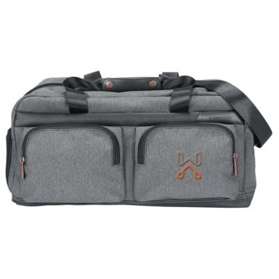 "Cutter & Buck® 20"" Bainbridge Executive Duffel"