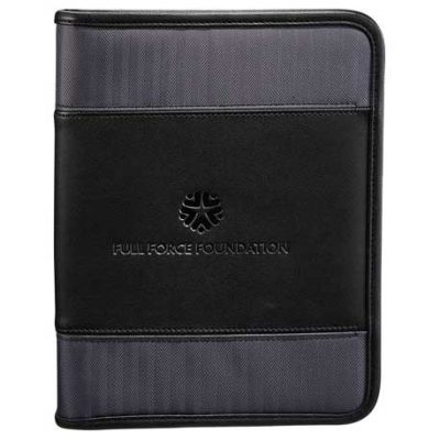 Cutter & Buck® Pacific Series Refillable Notebook